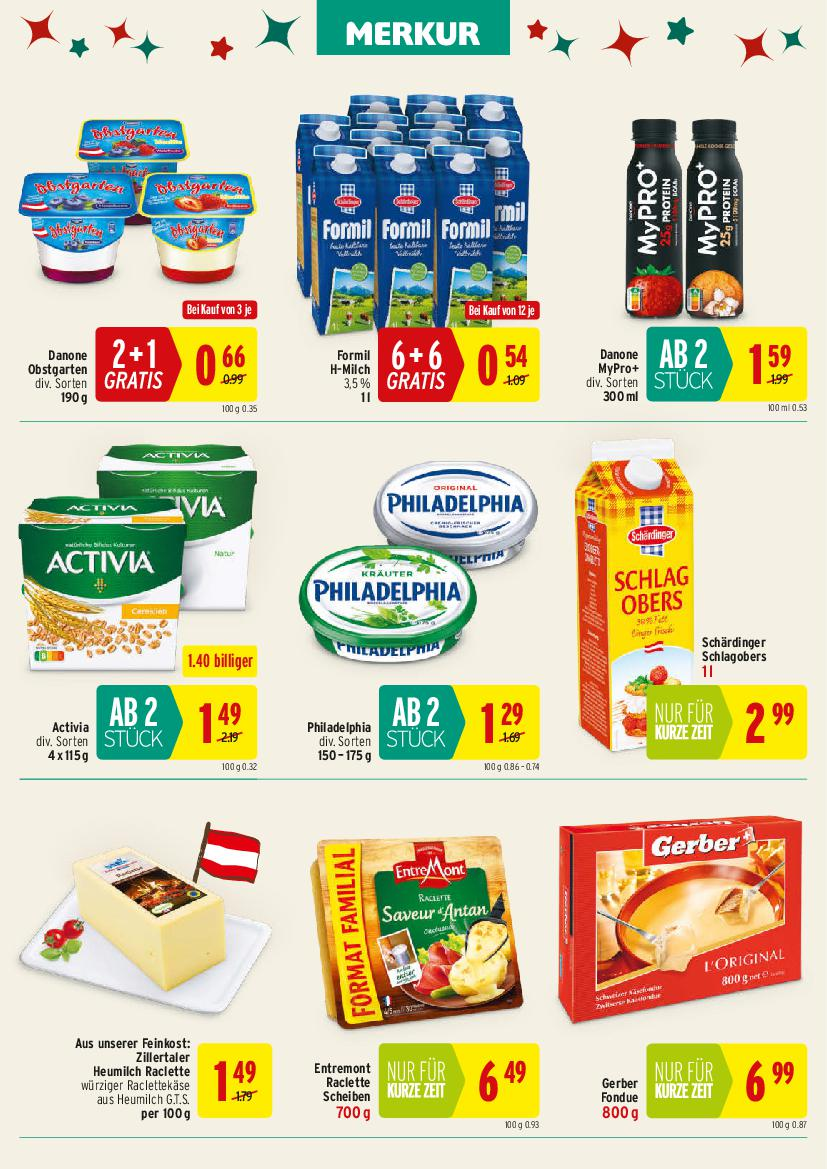 Merkur Fleisch Angebote